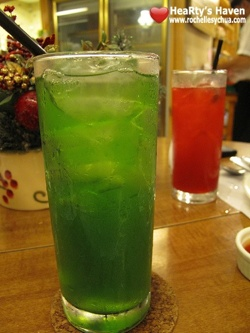 redgreen iced tea