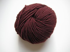 Karabella Aurora 8, 18 cordovan (countingstitches) Tags: yarn worsted karabella aurora8