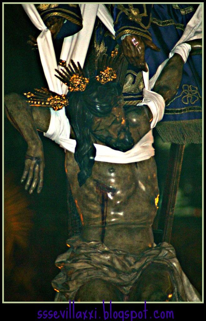 Sagrado Descendimiento de Nuestro Señor Jesucristo. Jueves Santo 2009