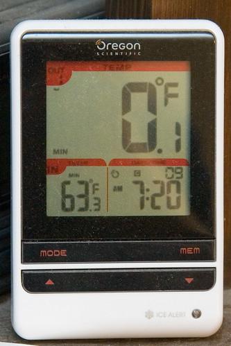Temperature This Morning