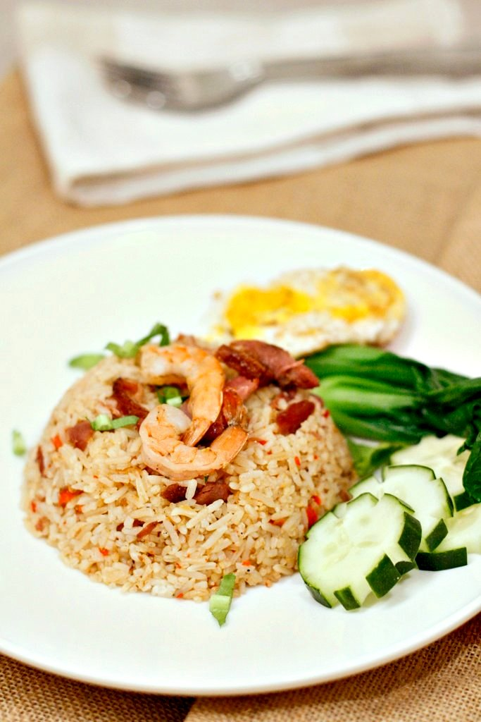 Smoked Duck Fried Rice