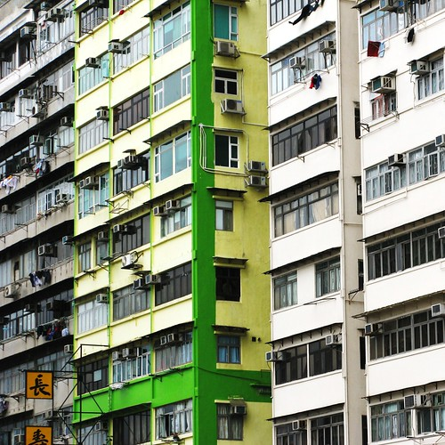 Death traps a.k.a. Hong Kong's apartment buildings