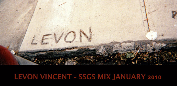 mnml ssgs mx46: Levon Vincent (Image hosted at FlickR)