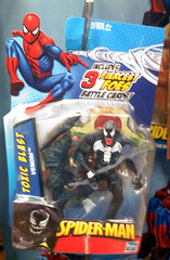 Spiderman 3 3/4 Figure - Venom