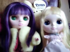Blythe and Peeps 3