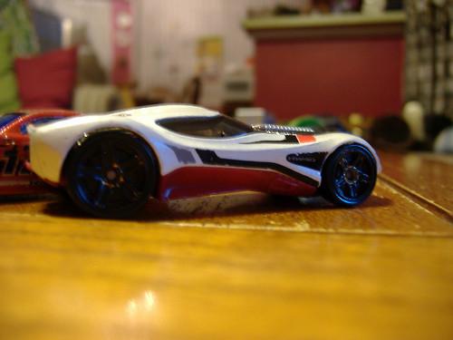 6.365 Hot Wheel car
