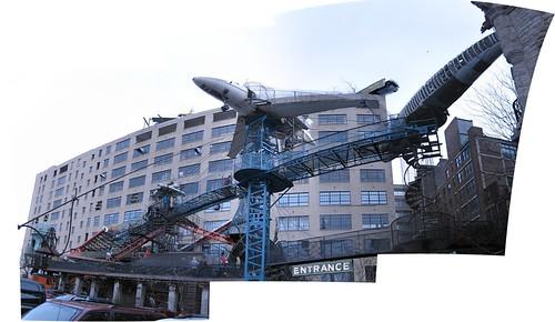 City Museum panorama