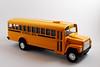 6/365 - Lightbox on the bus goes? (Micah Taylor) Tags: school white bus minnesota yellow 35mm paper toy box sb600 lightbox cardbord minnepolis wheelsonthebus project365 strobist d40x