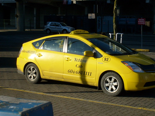 Vancouver Yellow Cab