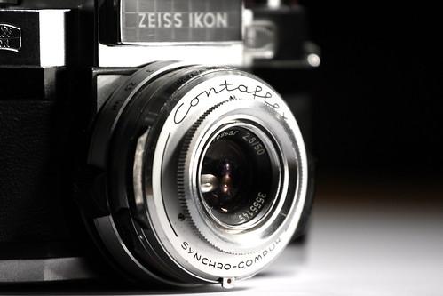Zeiss Ikon Contaflex -- Still Life, B/W & Experimental in