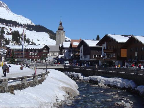Vacaciones de esquí en Austria