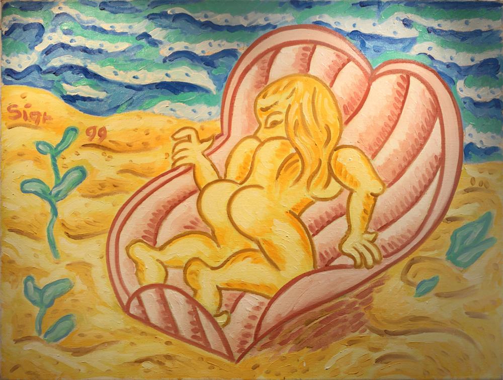 Michal Singer, Shell, 1999