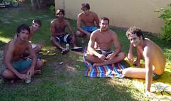 gurizada boa (alvez) Tags: reveillon summer brazil sun sol praia beach brasil playa verano brazilian galera garopaba ferrugem brasileiro sul guarda calor guardadoembau verao