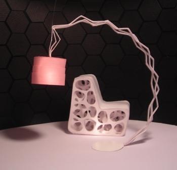 """CARPO"" floor lamp"
