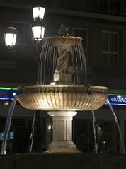 Fuente del Campillo (Gelito) Tags: espaa andaluca agua fuente granada nocturna campillo gelito tff1