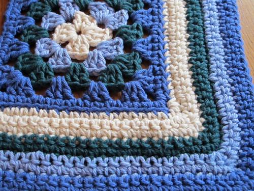 Corner Granny close-up #1
