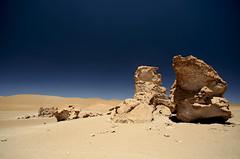rocas (Ricardo Martinez Fotografia) Tags: chile nikon cluster desierto sanpedro rocas altiplano sanpedrodeatacama d90 pacana