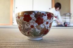 tea bowl for main guest (bztak1020) Tags: teaceremony