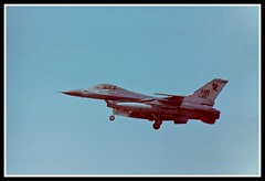 F-16C 85-1411 HR (Gaz West) Tags: from arizona film wet germany during is interesting fighter with exercise tucson air guard captured ab an landing explore f16 negative national ii tub falcon scanned hr fighting 50th viper usaf 162 raf currently excalibur active fw hahn tfw lockheedmartin lakenheath generaldynamics exersice fightingfalcon f16c usafe fightertrainer twintub 851411 10thtfs