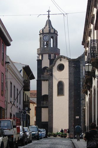 The Clock Tower on the Church of the Conception