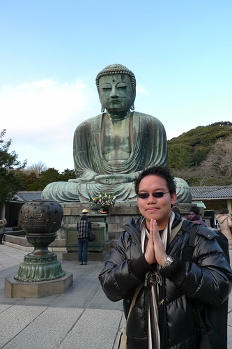 The Great Buddha and me