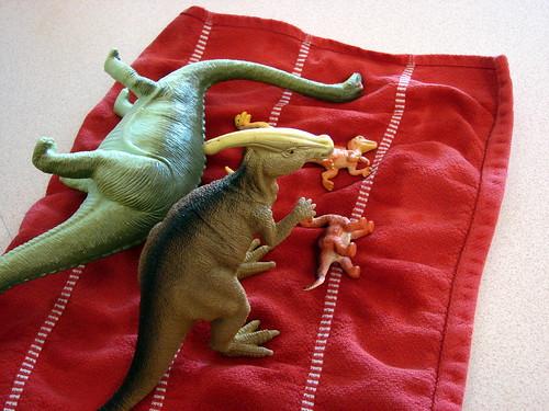 dinosaur fossill cookies