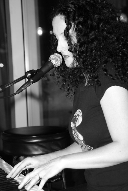 Amie Penwell at Yoshi's 09' by Amie Penwell