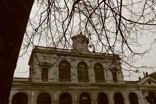 Gare de Lille Flandres...