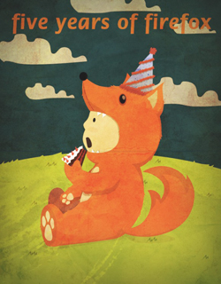 Happy B-day Firefox