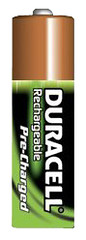 Duracell Pre-Charged Battery