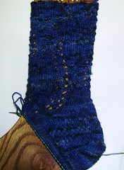 'Vila' happy hooves sock yarn club