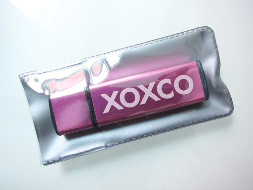 Pantone USB Stick from XOXCO