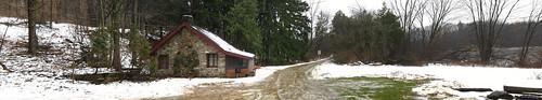 January snowmelt