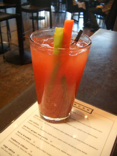 Rush Street Bloody Mary