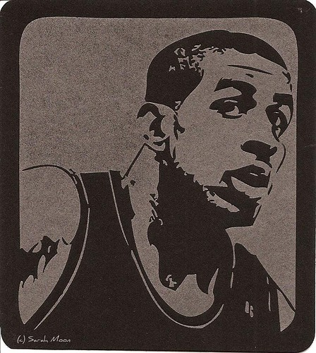 4304686738 15a1fcfeb2 Best of 09: Blazers Letterpress Project
