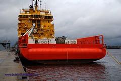 Edda Fjord (jade-schiffsbilder.de) Tags: ship offshore vessel schiff wilhelmshaven versorger