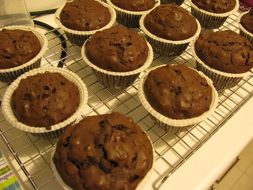 Cupcakes - prontinhos para receber a cobertura
