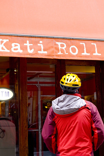 Kati Roll and Robert Sietsema