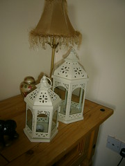 Lanterns 'the gift of light' (Iceproperty) Tags: sharon creations inspirations my