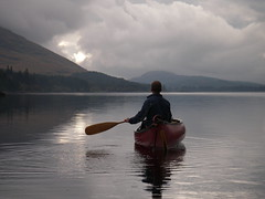 Canoe Lochs and Rivers of the Highlands