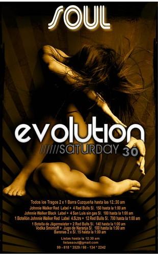 Evolution - Soul