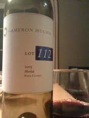 2005 Cameron Hughes Lot 112 Napa Valley Merlot