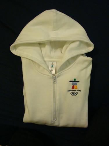 Olympics hoodie