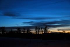 Alaska Anchorage Sunset in January (MarculescuEugenIancuD5200Alaska) Tags: alaska anchorage