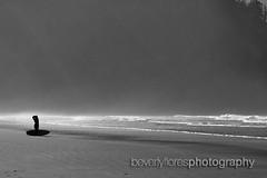 Short Sands, Oregon (Downen Creative Studios) Tags: beach surfer silhouettes oregoncoast shortsandsbeach