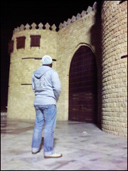Castle of Dhaban   .. (~ ll TALAL) Tags: jeddah  talal       alqaidi