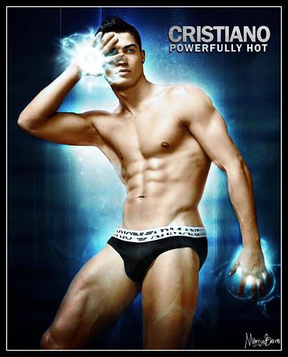 Sexy Foto von Cristiano Ronaldo