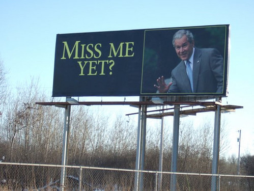 Billboard near the Twin Cities, MN by wstera2.