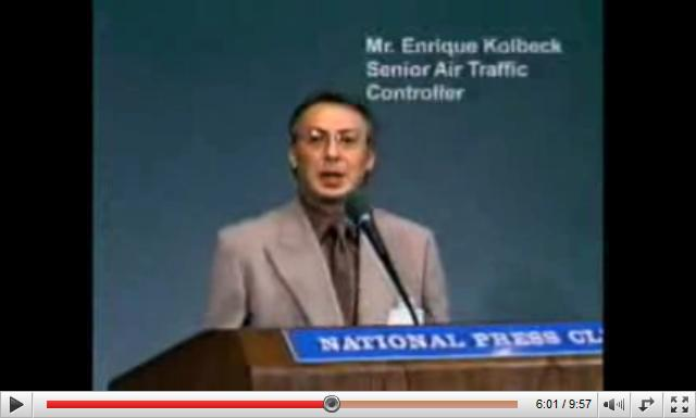 Enrique Kolbeck Senior Air Traffic Controller