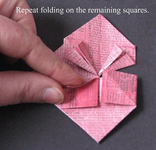 Origami Heart 024